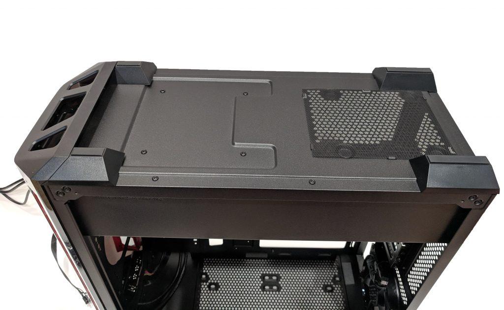 Cooler Master MasterBox MB520 Bottom