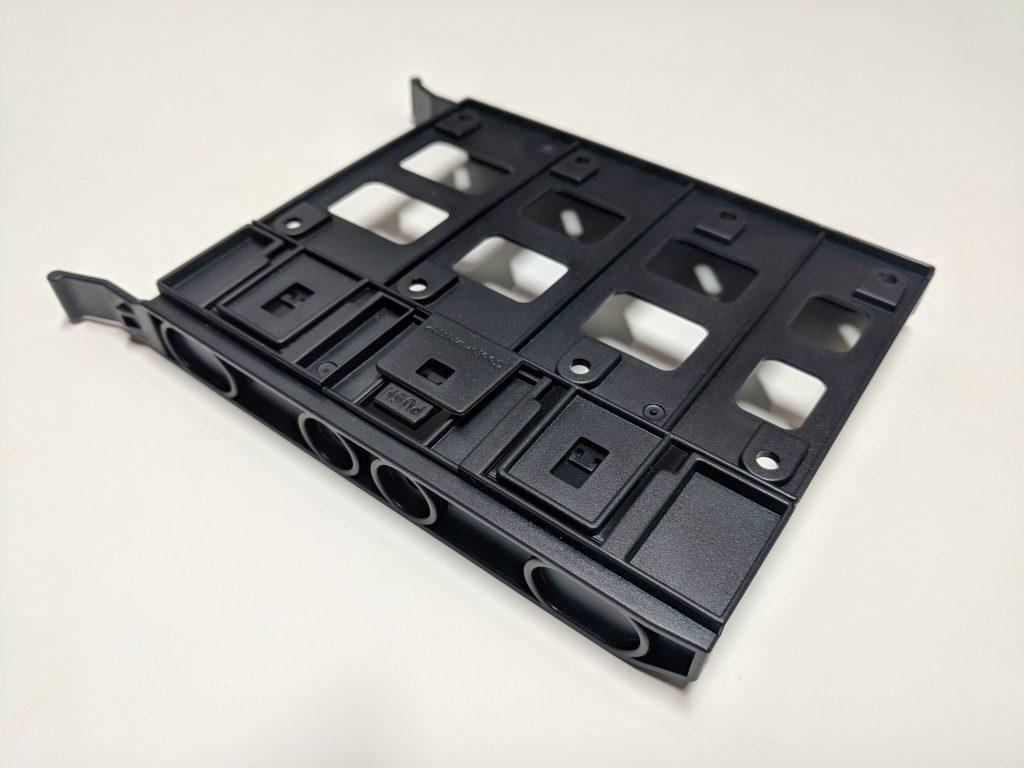 Cooler Master HDD Tray Underside