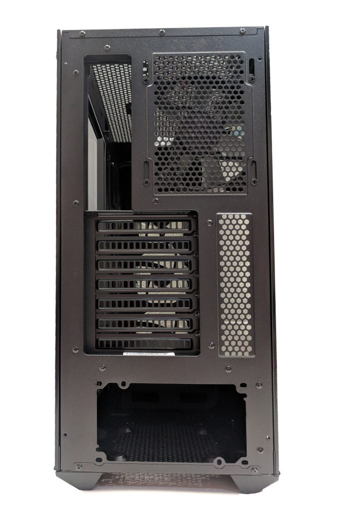 Cooler Master MasterBox MB530P Case Rear