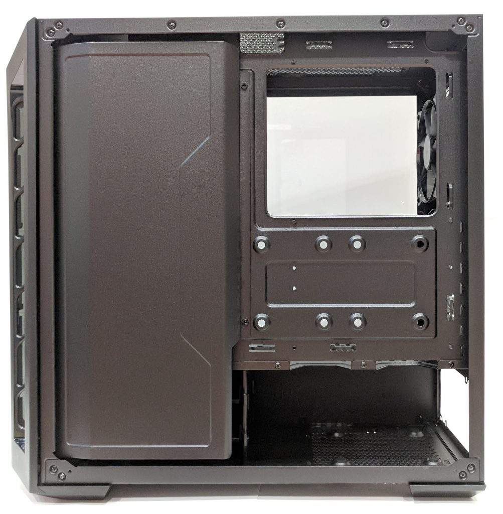 Cooler Master MasterBox MB530P Case Right Inside Panel On