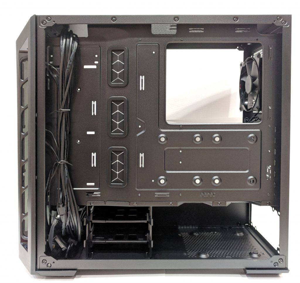 Cooler Master MasterBox MB530P Case Right Panel Off