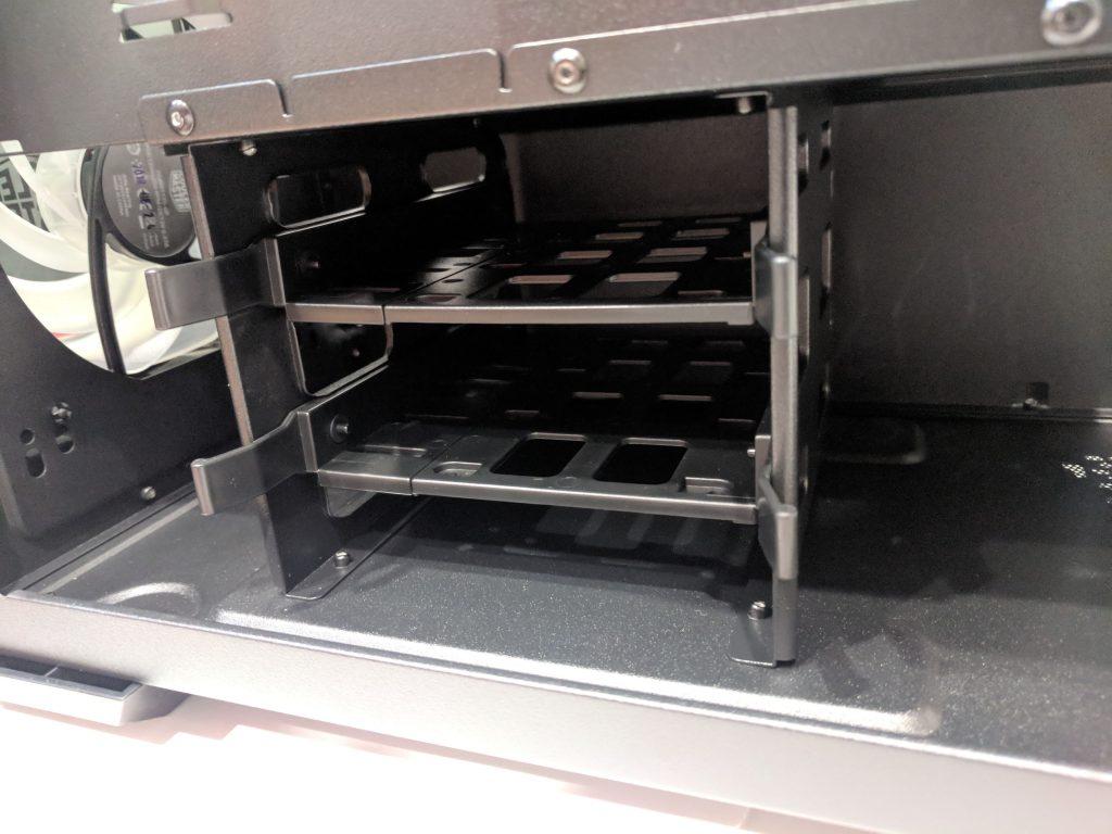 "Cooler Master MasterBox MB530P Case 3.5"" Drive Bays"