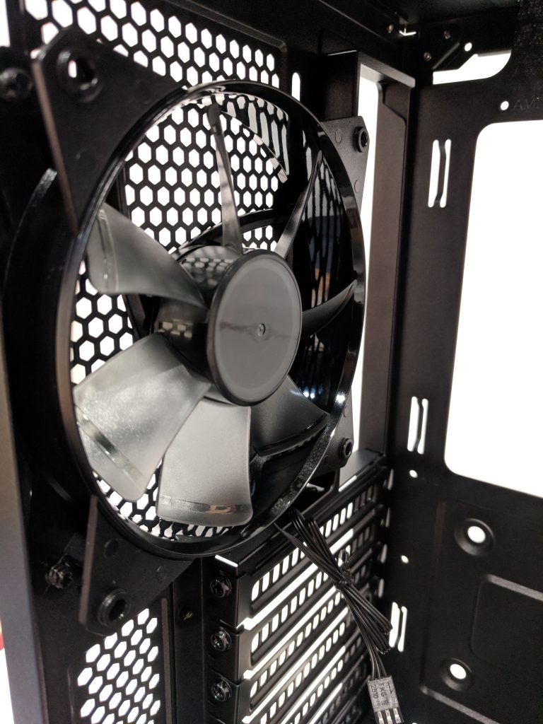 Cooler Master MasterBox MB530P Case Inside Exhaust Fan