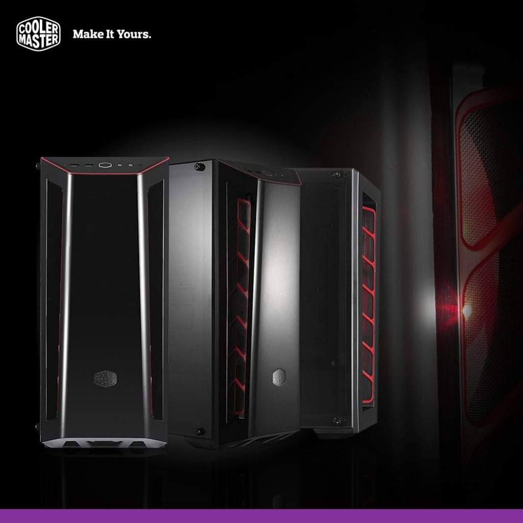 CoolerMaster MB520 Feature