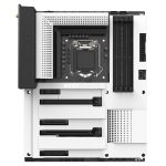 NZXT N7 Z390 Motherboard White Front