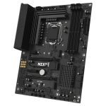 NZXT N7 Z390 Motherboard Cover Off Right