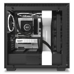 NZXT N7 Z390 Motherboard Installed