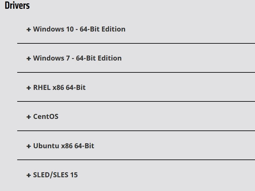 AMD 32-bit-driver
