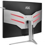 AOC AGON Gaming Monitor Back