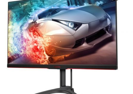 AOC AGON Gaming Monitor Feature