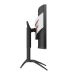 AOC AGON Gaming Monitor Side