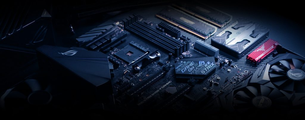 ASUS ROG STRIX B450-F Gaming Motherboard Featured