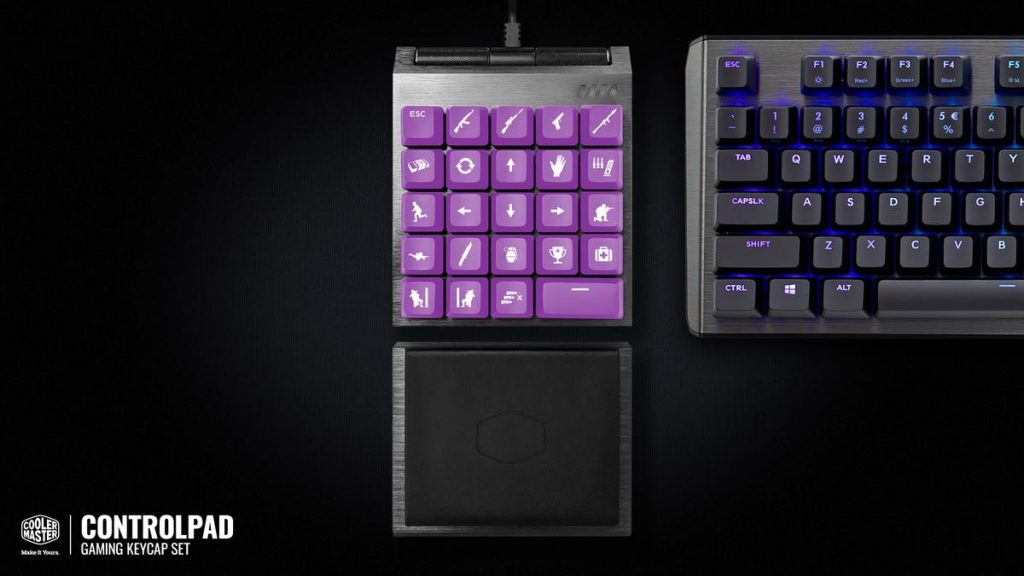 Cooler Master ControlPad for Gamers