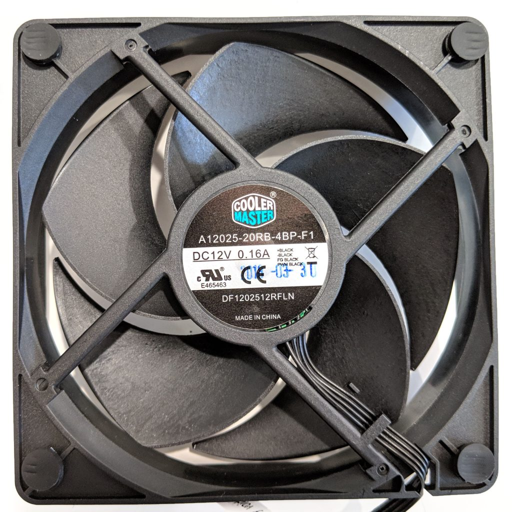 Cooler Master Hyper 212 Black Edition CPU Cooler Fan