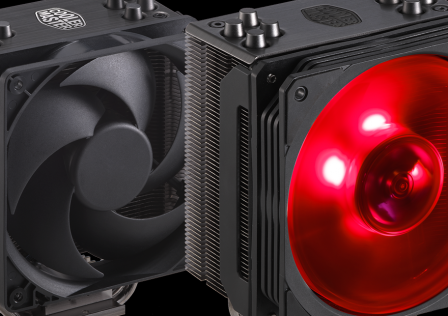 Cooler Master Hyper 212 Black Edition Featured