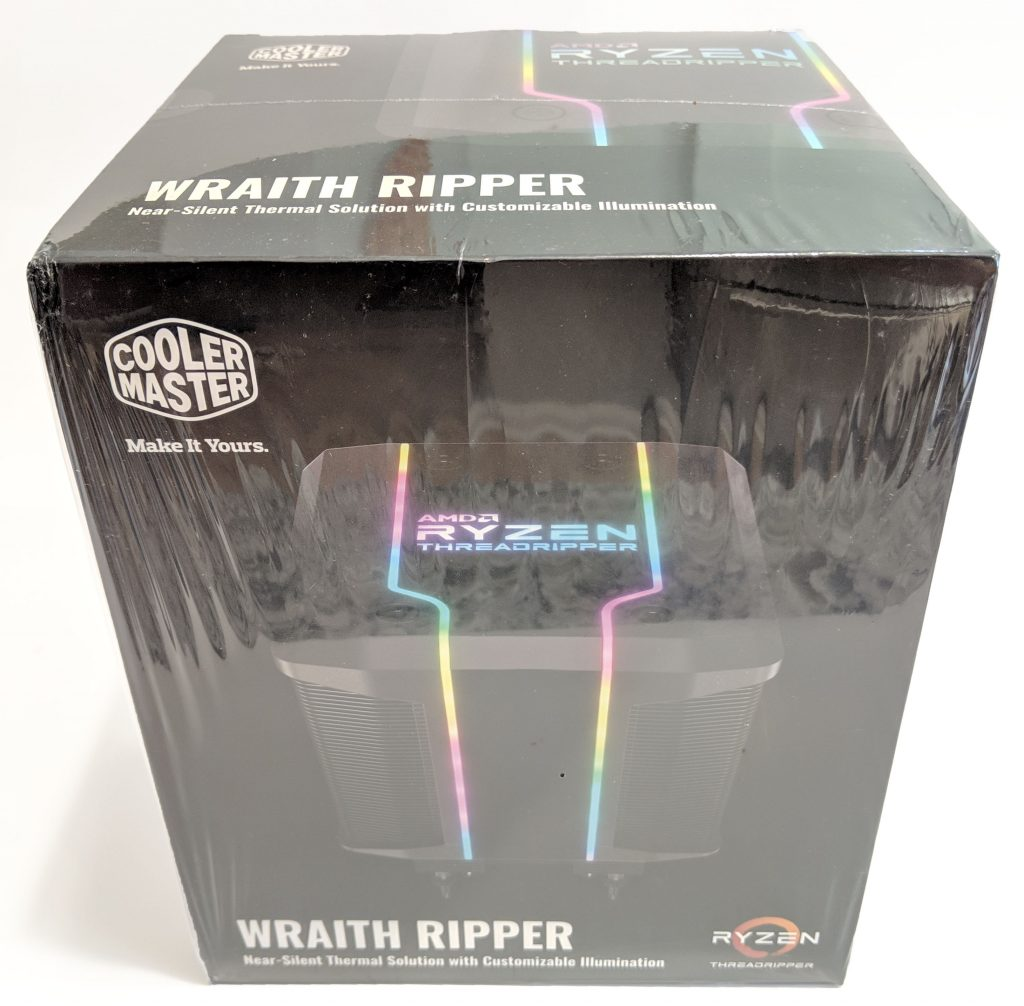 Cooler Master Wraith Ripper CPU Cooler AMD Box Front