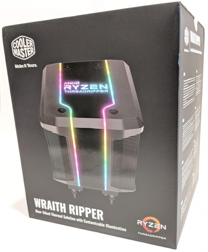 Cooler Master Wraith Ripper CPU Cooler AMD Box