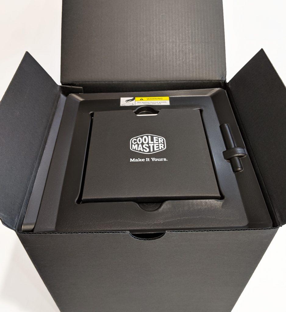 Cooler Master Wraith Ripper CPU Cooler AMD Opern Box