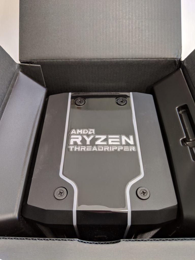 Cooler Master Wraith Ripper CPU Cooler AMD Open Package