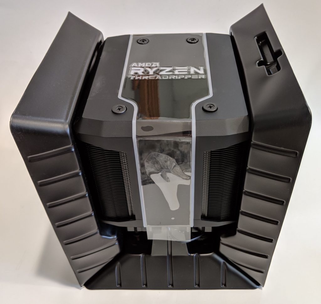 Cooler Master Wraith Ripper CPU Cooler AMD Packaging