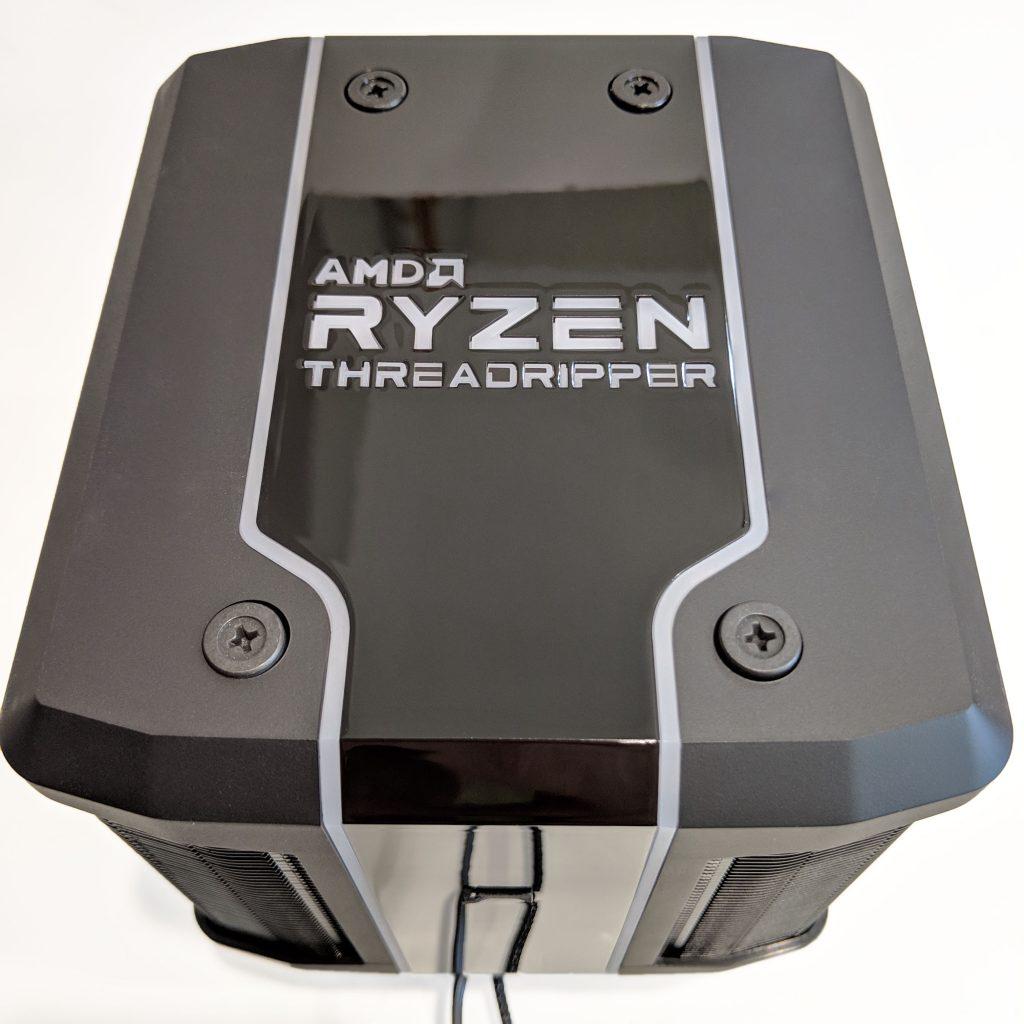 Cooler Master Wraith Ripper CPU Cooler AMD Top