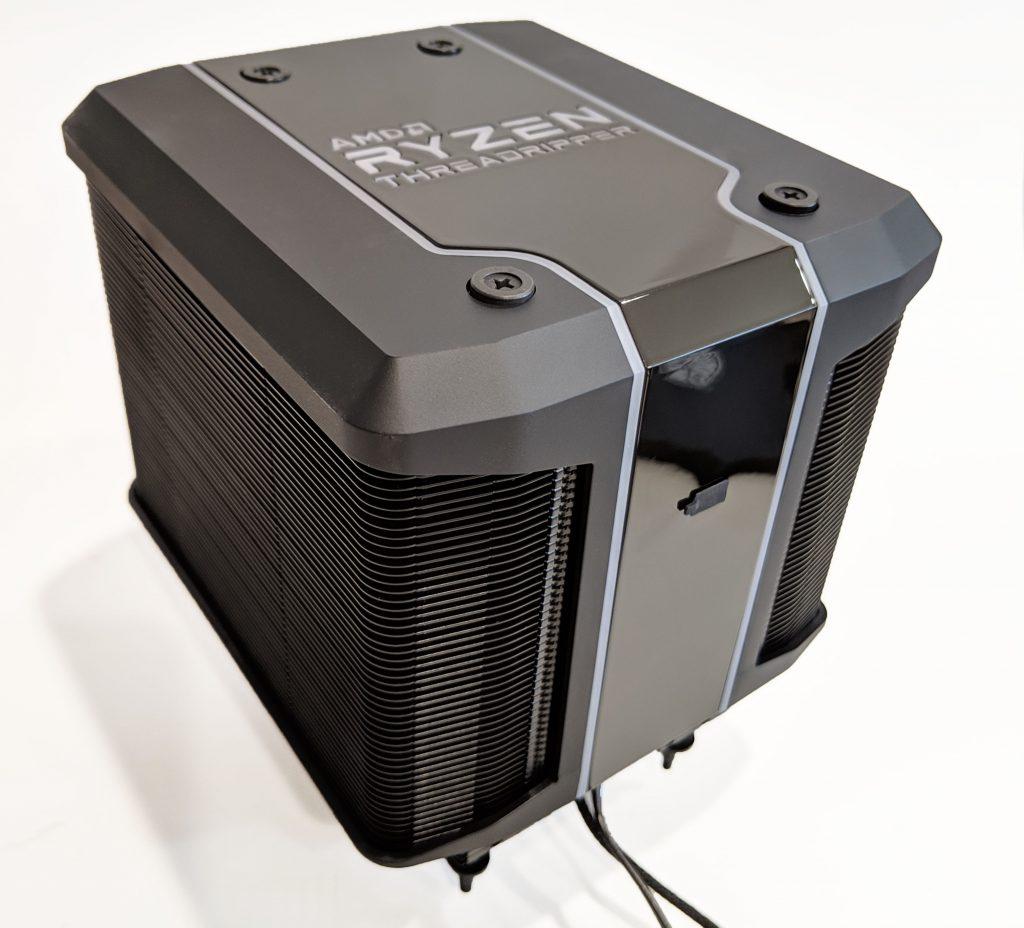 Cooler Master Wraith Ripper CPU Cooler AMD Left Top