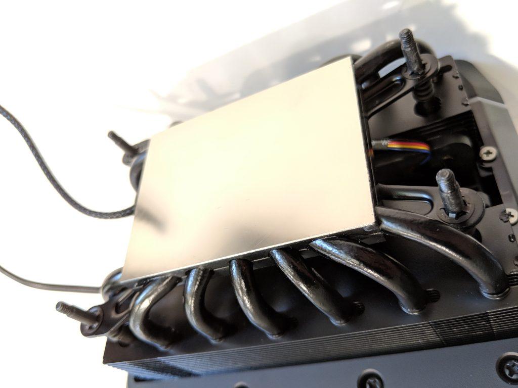 Cooler Master Wraith Ripper CPU Cooler AMD Bottom