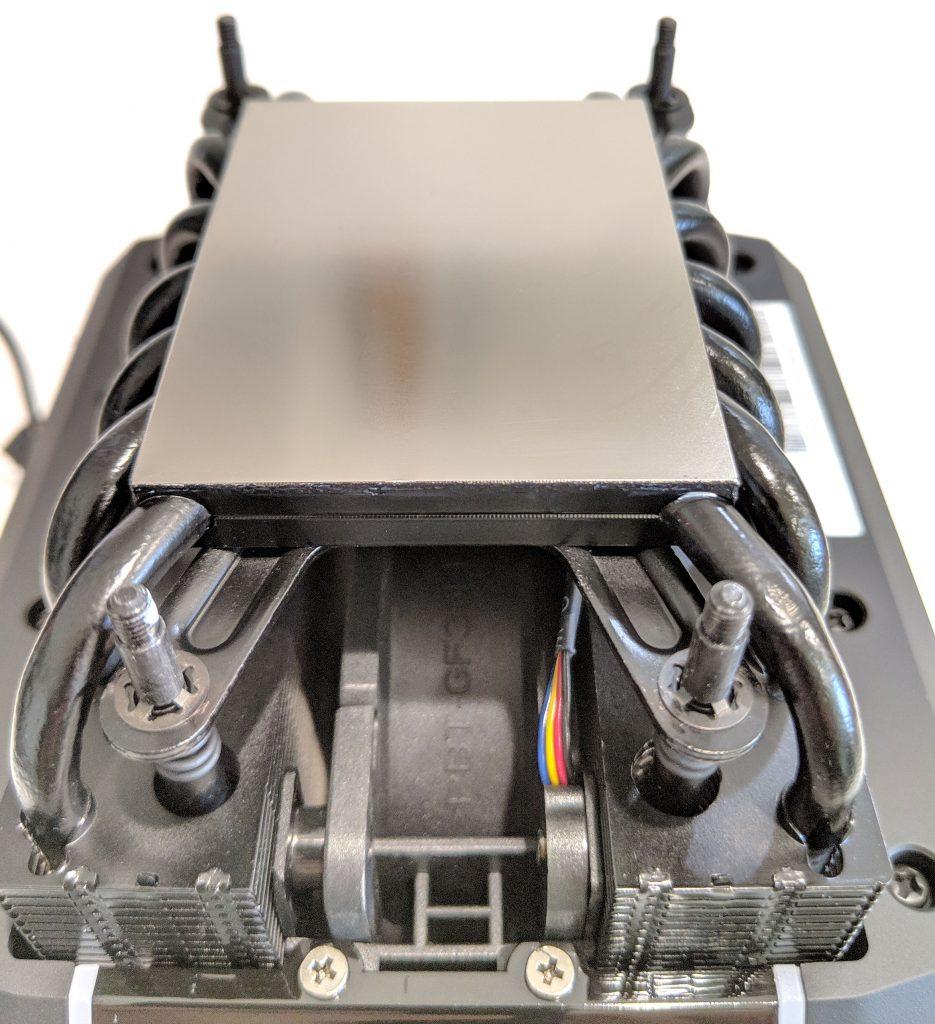 Cooler Master Wraith Ripper CPU Cooler AMD Bottom CPU Contact