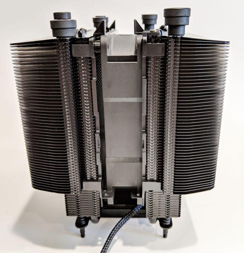 Cooler Master Wraith Ripper CPU Cooler AMD Fan installe