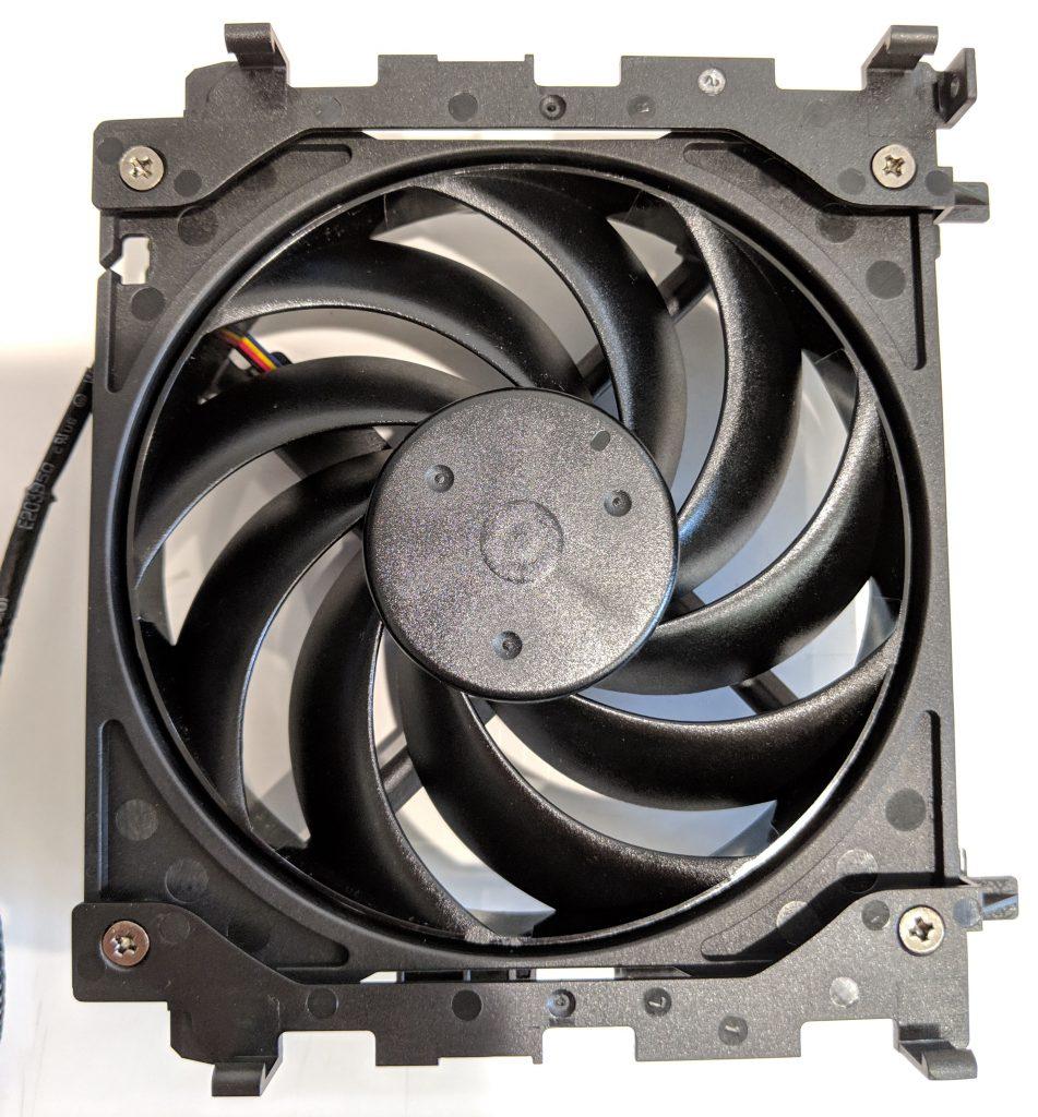 Cooler Master Wraith Ripper CPU Cooler AMD Fan Front