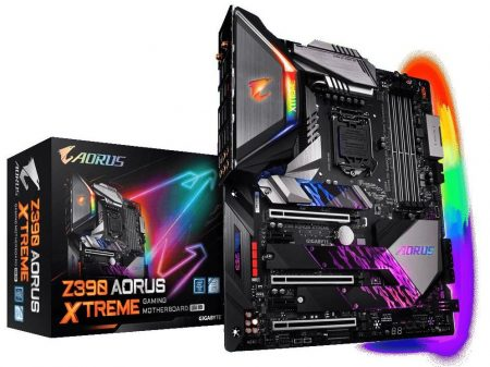 Z390 AORUS XTREME Motherboard Box