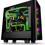 Thermaltake View TG RGB Plus PC Case Liquid Cooling