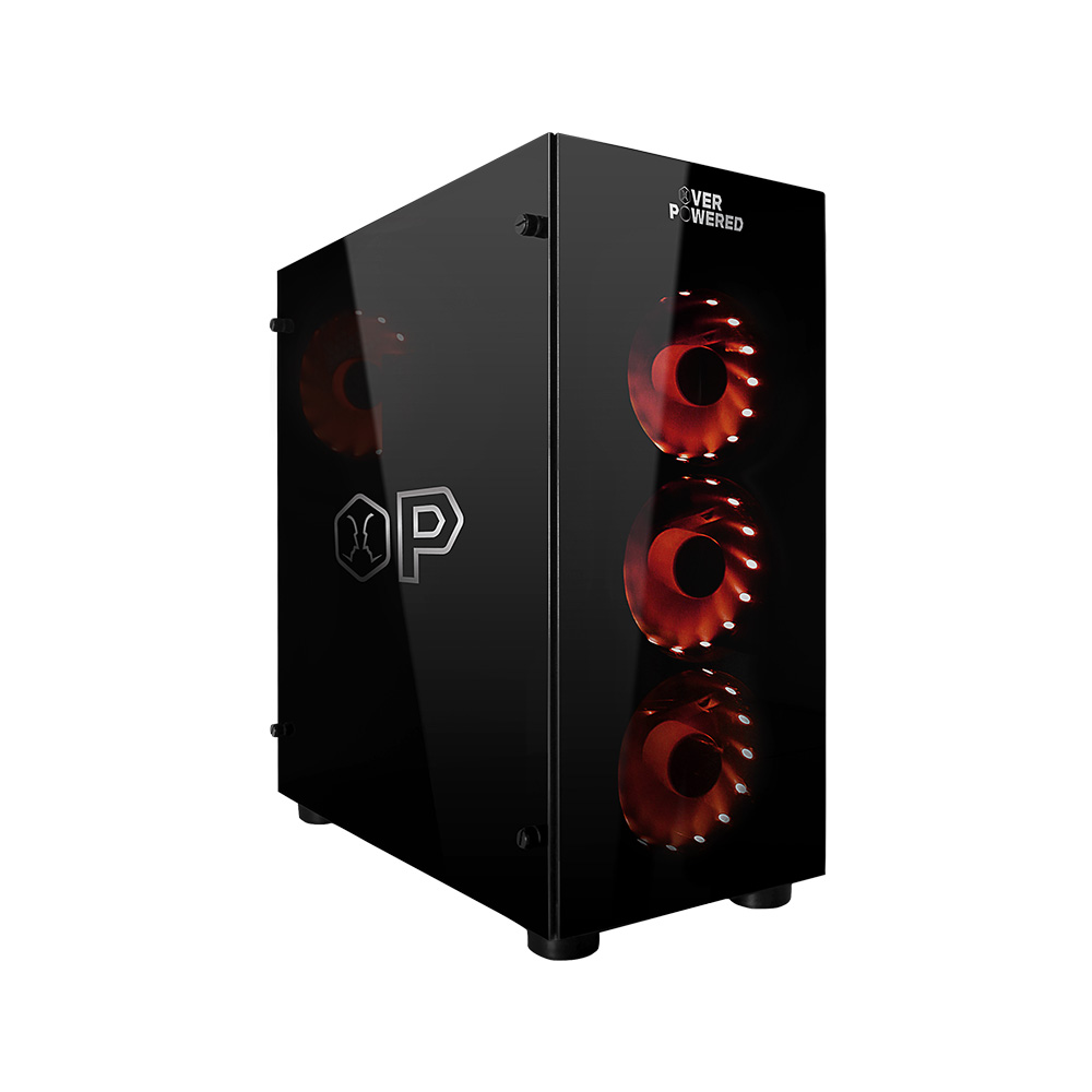 Over Powered Gaming Desktop DTW3
