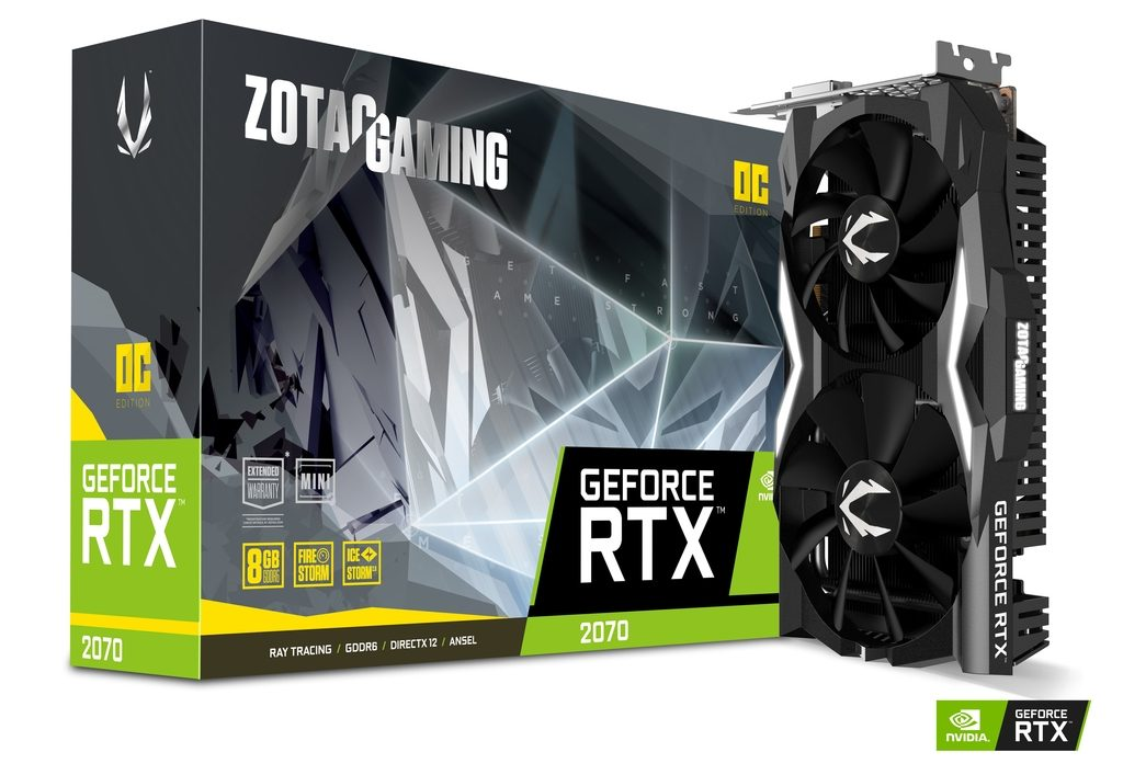 ZOTAC RTX 2070 Mini Box