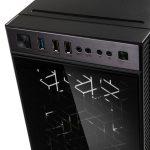 Kolink Inspire K1 RGB Case I/O Panel