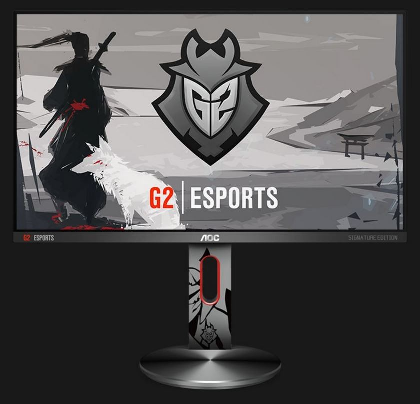 AOC G2590/GT Esports Signature Edition Feature