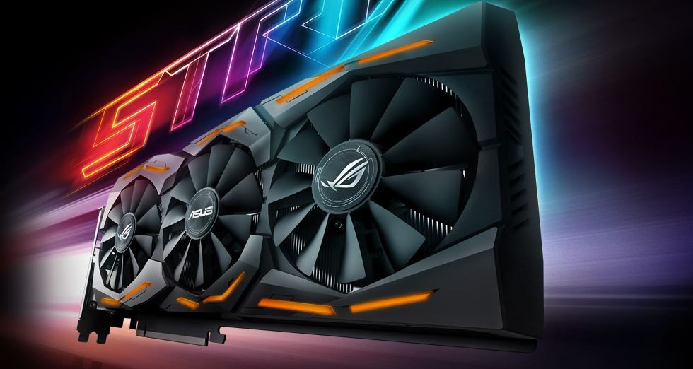ASUS ROG STRIX Radeon RX 590 GPU Featured
