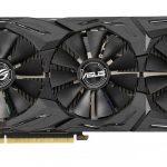 ASUS ROG STRIX Radeon RX 590 GPU Front