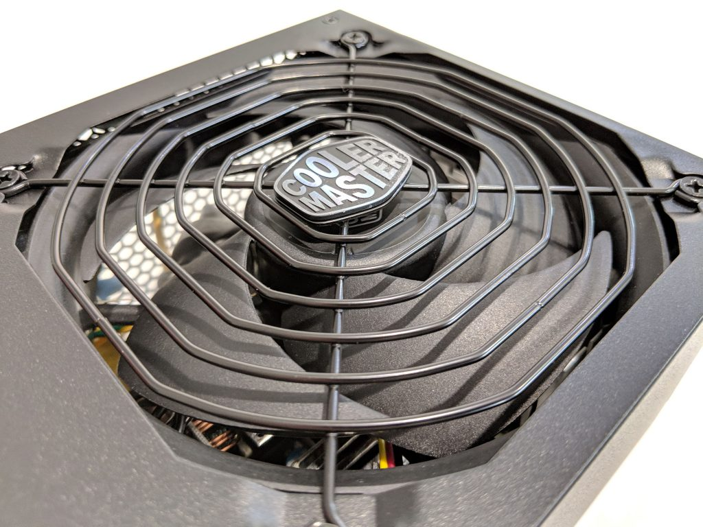 Cooler Master MWE Gold 650 PSU Fan