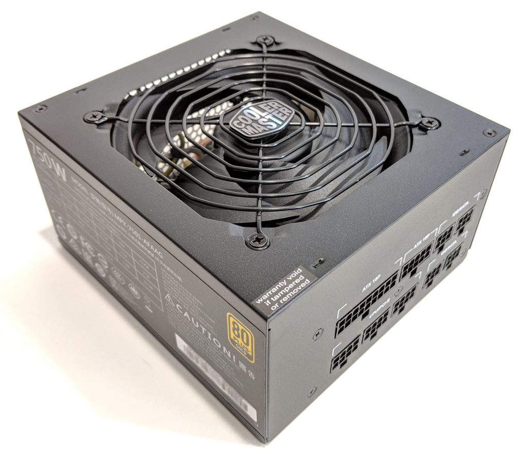 Cooler Master MWE Gold 750 PSU Feature