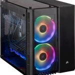 CORSAIR VENGEANCE 5180 Gaming PC Angle Front