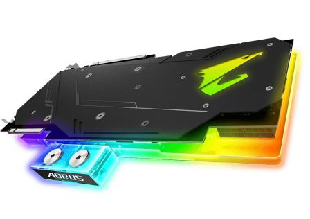 Gigabyte AORUS Xtreme RTX 2080 Ti WaterForce WB RGB LED