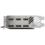 GIGABYTE GeForce RTX 2080 Ti Aorus WaterForce Xtreme AIO I/O plate