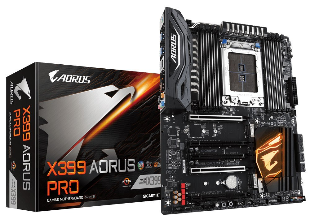 GIGABYTE X399 AORUS Pro Motherboard Feature