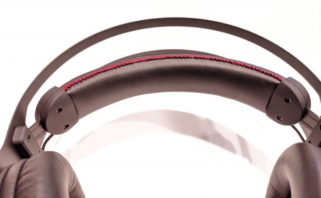 Rosewill Nebula GX60 Gaming Headset Top Band