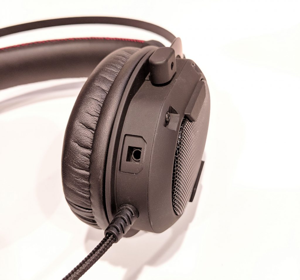 Rosewill Nebula GX60 Gaming Headset Mic Connector