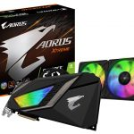 GIGABYTE GeForce RTX 2080 Ti Aorus WaterForce Xtreme AIO Box