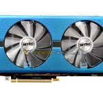 Sapphire Radeon RX 590 NITRO+ Special Edition Front