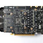 Zotac GTX 1060 6 GB G5X Destroyer Back