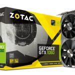 Zotac GTX 1060 6 GB G5X Destroyer Box